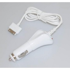 Autolaturi 2.1A Apple Lightning 30-pin 1,2m
